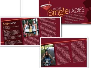 The List - Fabulous single girls feature in Hong Kong Mar 2012